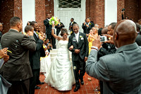 Lauren & Darrius Wedding