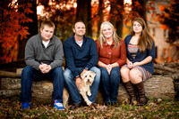 Campbell Fall Family