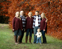Gilchrist Fall Family
